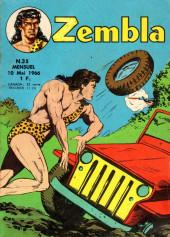 Zembla -35- La montagne maudite