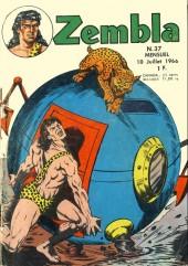 Zembla -37- Un aventure de la taupe