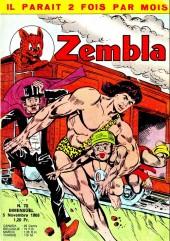 Zembla -70- L'araignée