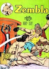 Zembla -126- Sur le ring