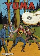 Yuma (1re série) -245- Guet-apens à la Sierra Blanca