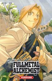 FullMetal Alchemist -INT05- Intégrale T5 (volumes 10 et 11)