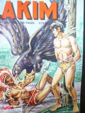 Akim (1re série) -152- La vallée des iguanes