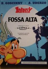 Astérix (en latin) -25- Fossa alta