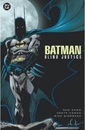 Detective Comics (1937) -INT- Blind Justice