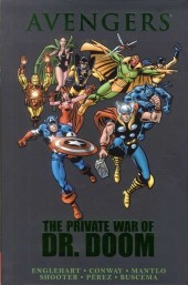 Avengers (The) (TPB) -INT- The Private War of Dr. Doom