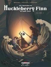 Aventures de Huckleberry Finn de Mark Twain (Les)