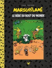Marsupilami - La collection (Hachette) -2- le bébé du bout du monde