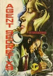 Agent secret X9 La guerre dans l'ombre -3- Témoin à abattre