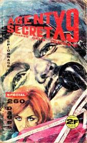 Agent Secret X9 (Editions de Poche) -SP1- La mitraillette atomique