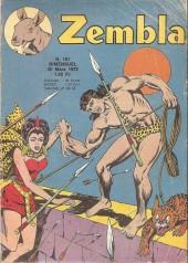 Zembla -151- La légende d'Ahrumi