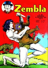Zembla -169- Les insignes du commandant