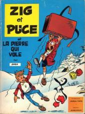 Zig et Puce (Lombard/Récréabull) -4- La pierre qui vole