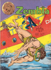 Zembla -181- Les chemins de l'espérance
