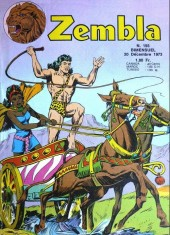 Zembla -193- Le voyage de Takuba
