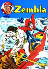 Zembla -200- Le fantôme du rayon de lune