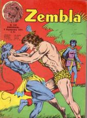 Zembla -210- Prise de guerre