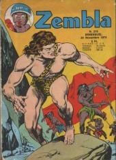 Zembla -215- La grande soif