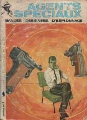 Agents Spéciaux -8- K.O. mortel
