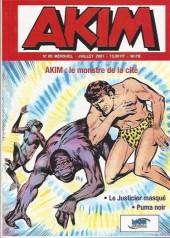 Akim (2e série) -88- Le monstre de la cité