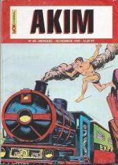 Akim (2e série) -68- L'antre du monstre