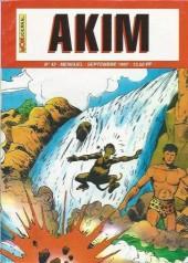 Akim (2e série) -42- Le départ de Gunar