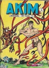Akim (1re série) -262- La forêt des lianes-vampires