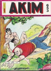 Akim (1re série) -653- La vengeance de Zagoran