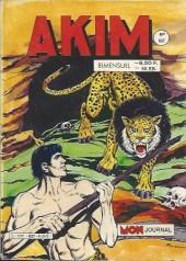 Akim (1re série) -637- Les grottes de la mort