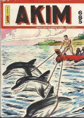 Akim (1re série) -685- L'artillerie de la jungle à la rescousse