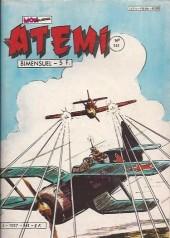 Atémi -141- L'île des traîtrises