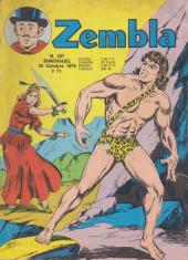 Zembla -237- La statue vivante