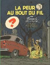 Spirou et Fantasio -HCourte3- La Peur au bout du fil