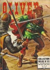 Oliver -REC61- Collection reliée n°61 (du n°402 au n°405)