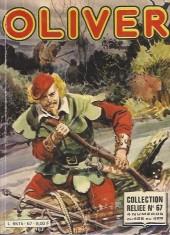 Oliver -REC67- Collection reliée n°67 (du n°426 au n°429)