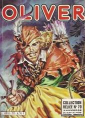 Oliver -REC70- Collection reliée n°70 (du n°437 au n°439)