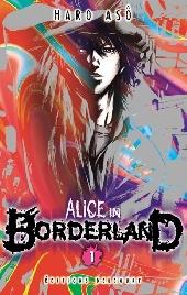 Alice in borderland -1- Tome 1