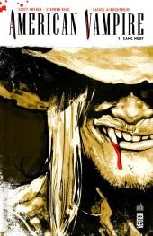 American vampire -1a- Sang Neuf
