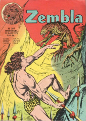 Zembla -257- Le petit roi