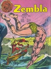 Zembla -262- La mouette bleue