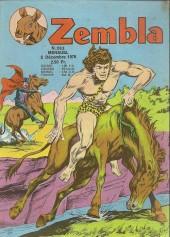 Zembla -263- L'idole des cent lunes