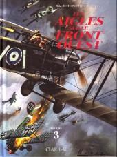 Les aigles sur le front Ouest -3- Volume 3