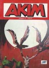 Akim (2e série) -Rec27- Album N°27 (du n°79 au n°81)