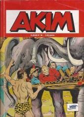 Akim (2e série) -Rec36- Album N°36 (du n°106 au n°108)