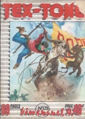 Tex-Tone -175- Les cavaliers de boot-hill