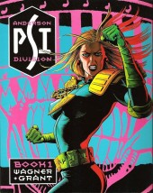 Anderson Psi Division -1- Judge anderson book one