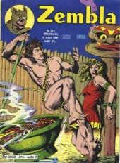 Zembla -315- Le trésor des gombars