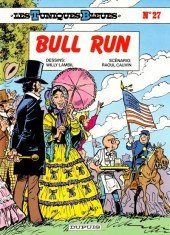 Les tuniques Bleues -27a- Bull run