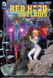 Red Hood and the Outlaws (2011) -INT02- The Starfire