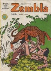Zembla -387- Le chien de pierre